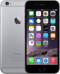 iPhone 6 16GB unlocked  Calgary, T3M 0W1