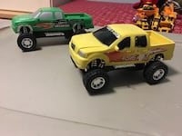 Yellow ford f-150 monster truck toy New York, 11377