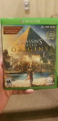 Xbox one assasins creed origin Las Vegas, 89109