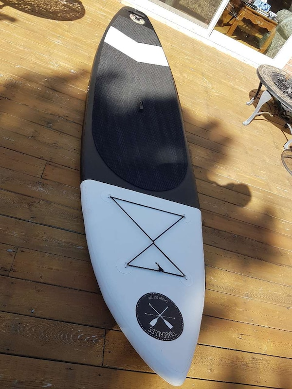 de57cc1130 Timberless Inflatable SUP (Stand Up Paddle Board)