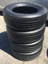 4 tires and good condition all season size 225/65/R16 Brampton, L6R 3M6