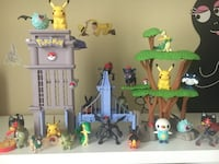 Pokémon figurines  Herndon, 20170
