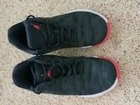 pair of black-and-red Air Jordan shoes Portland, 97229