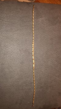 gold-colored chain link necklace Poughkeepsie, 12603