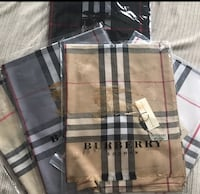 Burberry and lv Scarves