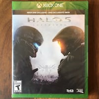 Halo 5 Guardians Xbox One Mississauga, L5B 1N7