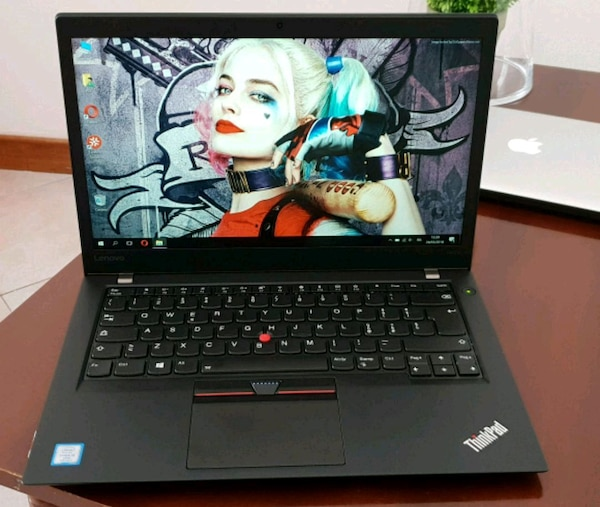 UltraBook Lenovo T470s CARBON SSD 512GB intel 7Gn