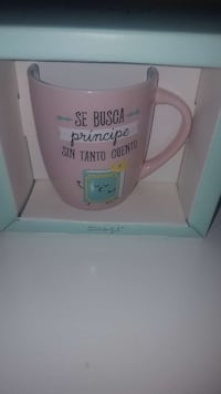 Taza de mr wonderful, nueva, sin usar  Madrid, 28047