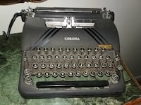 black Corona typewriter Arlington, 22202