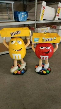 M&M characters 100.00 each Jackson, 08527