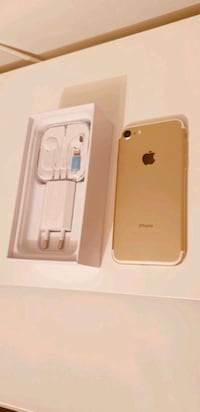 Apple iPhone 7 Gold Hägersten-Liljeholmen, 117 58