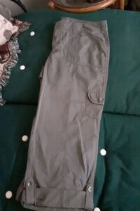 Sonoma Modern Fit Convertible / Pants To Capris.  Ladies size 100% cot North Fort Myers, 33917