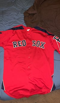 Red Socks Jersey New Orleans, 70115