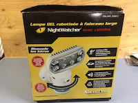NightWatcher NW700W Robotic Security Light with Camera-LED (White) Edmonton, T6L 5C5