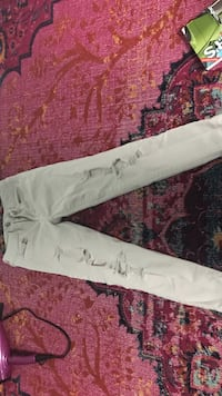 Very light pink American Eagle jeans size 2