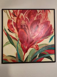 Flower painting Fort Myers, 33908
