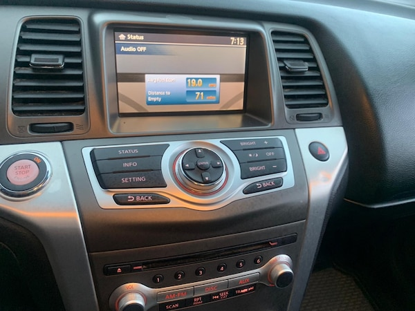 Nissan - Murano - 2012 0a4bcd23-c2aa-4f49-a8bf-1a00f46dc90e