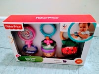 New- Fisher Price Sweet Treats Teethers Gift Set Brooklyn, 11220