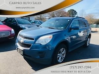 Chevrolet-Equinox-2012 Chesapeake