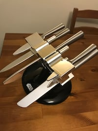 Star Wars X-wing Knife Block (5 knives) Toronto, M4P 3A2