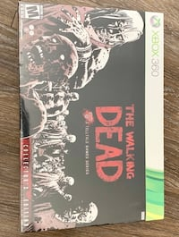 Xbox 360 Collectors Edition  The Walking Dead  TellTale Games Series Yonkers, 10701