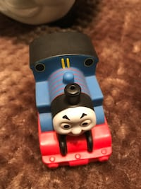 Thomas and friends cake plastic light car