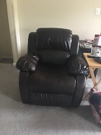 Recliner and a TV stand Fairfax