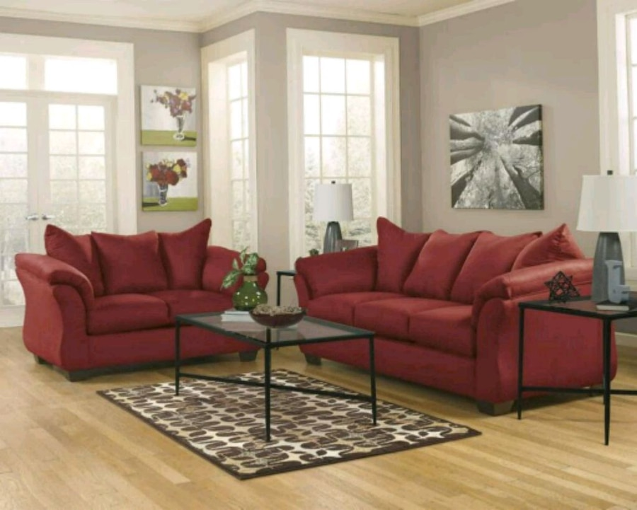 Sofa Couch Loveseat Living Room Set