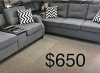New Couch and Loveseat only $50 down  Hermosa Beach, 90254