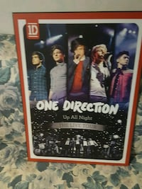 one direction poster board Guelph, N1H 5T7