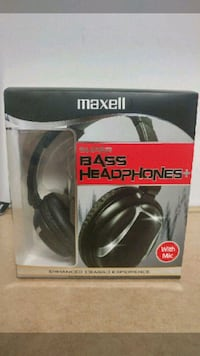 *NEW* Wireless Headphones with mic Laval, H7V