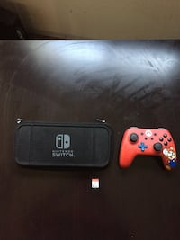 Nintendo Switch Case, Nintendo Pro Controller, Just Dance 2019