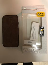 Gold iphone 8 with box Cambridge, N1R 8P9