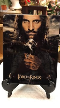 The Lord of the rings The return of the king book