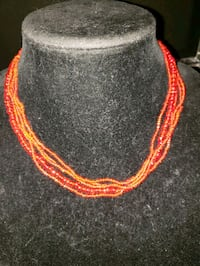 CHARMING HAND BEADED NECKLACE West Valley City, 84119