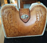 Genuine Leather Purse Midwest City, 73110