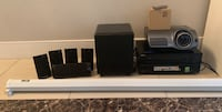 home theatre system Surrey, V3X 1V8