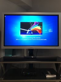 "SONY 42"" plasma DISPLAY TELEVISION in great condition Hamilton, L8V 3Z2"