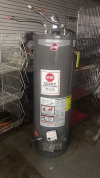 black and gray Coleman water heater Detroit, 48227