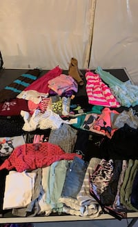 Lot of Girls Size 7/8 Clothes Justice and other Purcellville, 20132