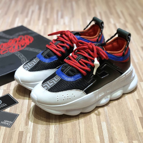434fed2bb Used Versace Chain Reaction Sneakers for sale in ROSWELL - letgo
