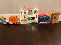 Kids activity centre and learning games