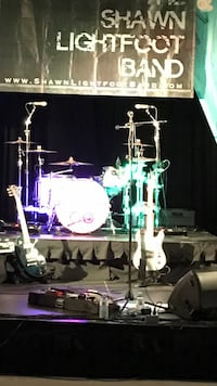 DW top of the line drums