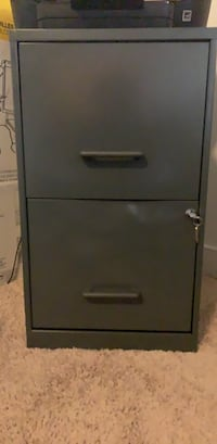2-drawer file cabinet with lock Silver Spring, 20910