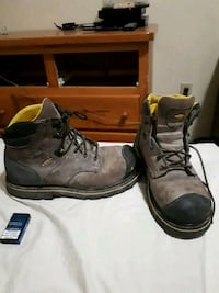 Keen CSA steel toed boots Abbotsford, V2S 3M8