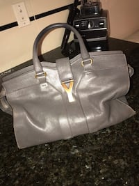 Ysl cabas chyc medium grey Surrey, V4N