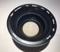 Optica Macro HD 58mm 0,45X