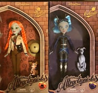 Disneyparks Attractionista Dolls Celeste and Nellie