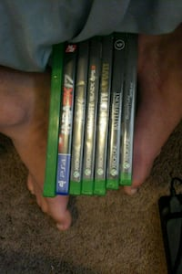 Xbox and ps4 games NEED GONE ASAP Red Deer, T4N 0S2