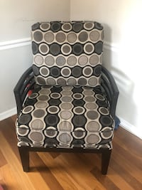 "Ashley ""Kaleidoscope"" Accent Chair - reduced price by $50! Alexandria, 22310"